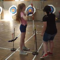Archery Free Have-a-Go Session