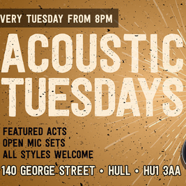 Acoustic Tuesday - The Return