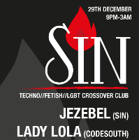 SiN- New Years party