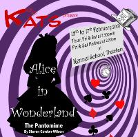 Alice in Wonderland Pantomime
