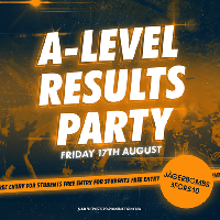 Lazy Lizard A-Level Results Party
