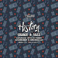 Matt Jam Lamont History of Garage & Bass : Birmingham