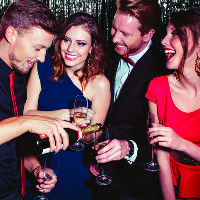 Great Danes Bar & Brasserie Christmas Party Night