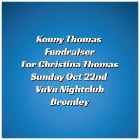 Kenny Thomas Fundraiser