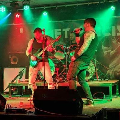 O'Rileys presents Metallicish - Metallica Tribute plus XIII at ORILEYS LIVE  MUSIC VENUE