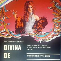 Proud Presents: Divina De Campo