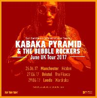Kabaka Pyramid & The Bebble Rockers