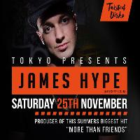 Twisted Disko Presents James Hype