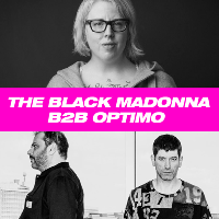 Let It Bleed presents The Black Madonna b2b Optimo