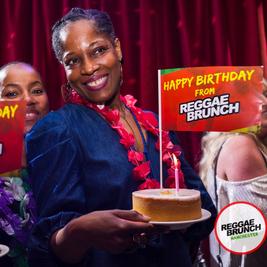 The Reggae Brunch Manchester - Sat 25th Sept
