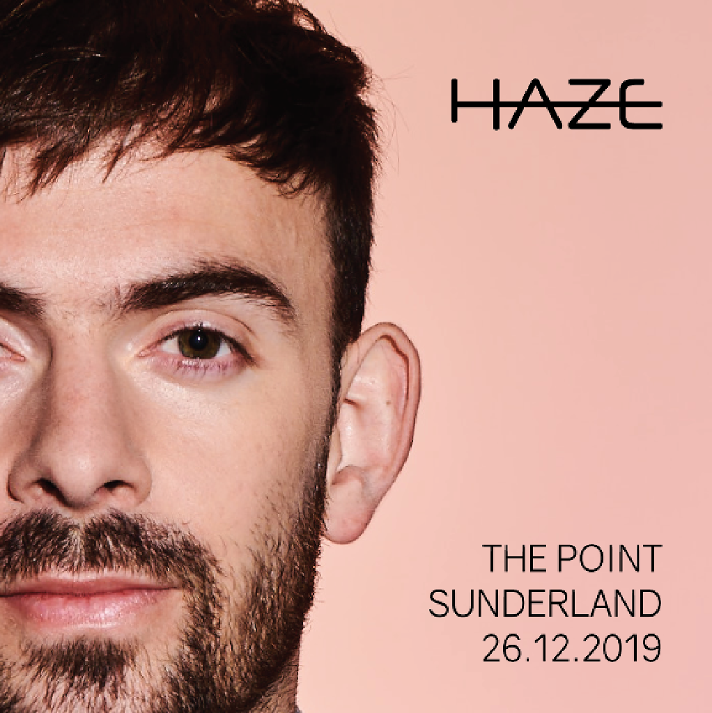 Haze Boxing Day Special w/ Patrick Topping - Sorley & more