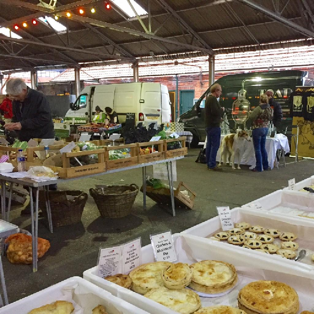 Reading Farmers' Market