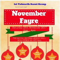 November Fayre