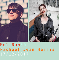 Mel Bowen and Rachael Jean Harris