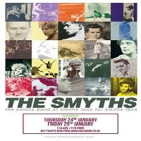 The Smyths : Smiths Tribute band live