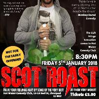 Scot Roast at GICF