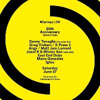 20 Years of Sankeys - Mini Festival