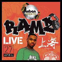RAMZ #Barking Live at SHANGHAI Club