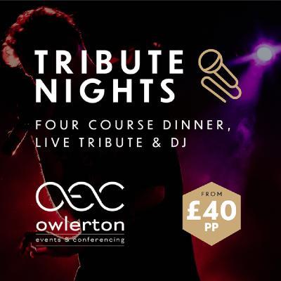 Tribute Night - Robbie