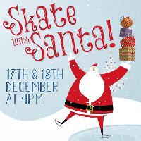 Skate with Santa!