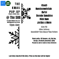The Xmas Pop-Up