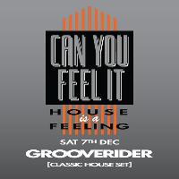 Can You Feel It (House is an Xmas feeeeeeeling) #8