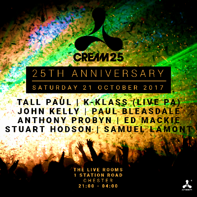 cream 25th anniversary part 2 tickets the live rooms chester