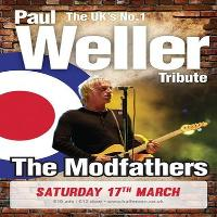 The Modfathers - Live