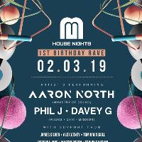 Mission House Nights 1st Birthday Rave