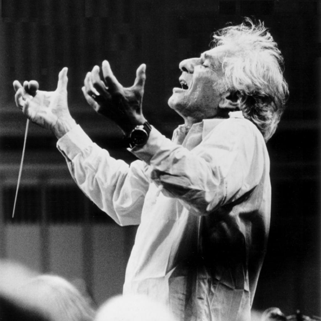 A Total Embrace: The Anniversaries of Leonard Bernstein