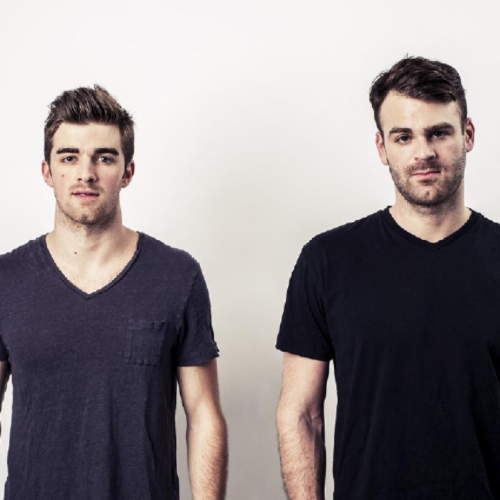 The Chainsmokers: Euro Memories... Do not open tour