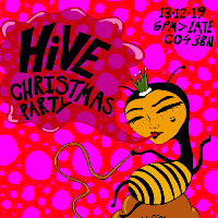 hive christmas party 13.12.19