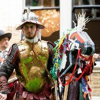 Celebrate the Feast of Saint George at Borough Market
