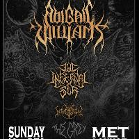 Abigail Williams + The Infernal Sea + Martyrium + The Grey