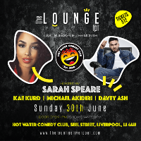 The Lounge Liverpool hosted by Sarah Speare
