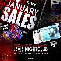 Ravers Reunited January Sales