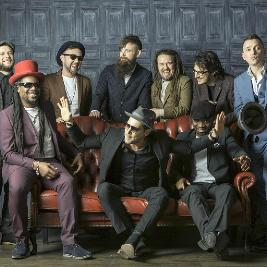The Dualers, From The Jam, Neville Staple from The Specials Live