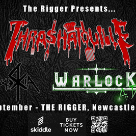 Thrashatouille with WarlocK A.D. and Mercia