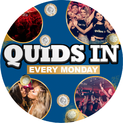 quids in freshers | uk's biggest student party