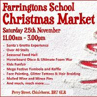 Farringtons Christmas Market