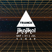 Jika Jika presents Trance Wax