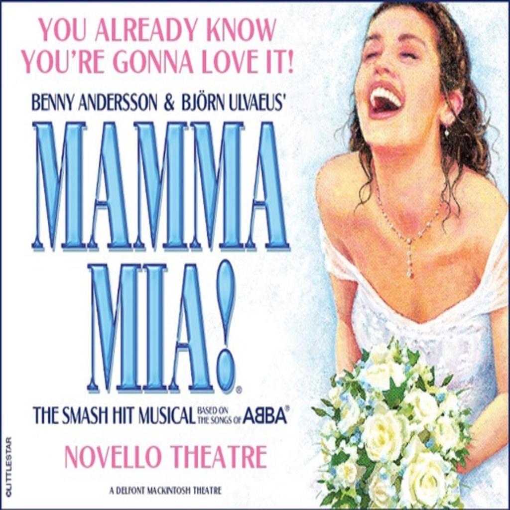 Mamma Mia Musical Tour 2021
