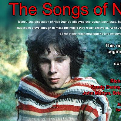 Keith James: The Songs of Nick Drake | The Electric Theatre