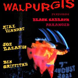 Walpurgis - A recital of Paranoid by Black Sabbath