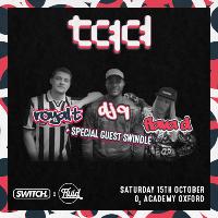 Switch x Fluid Featuring TQD: Royal T / DJ Q / Flava D