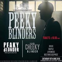 Peaky Blinder Night