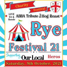 The Rye Fest 21