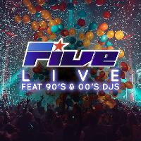5ive LIVE feat 90