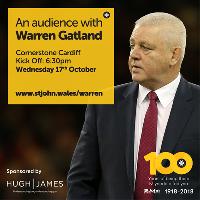 An Audience with Warren Gatland
