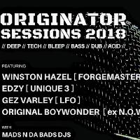 The Originator sessions